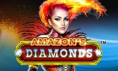 автомат Amazons Diamonds